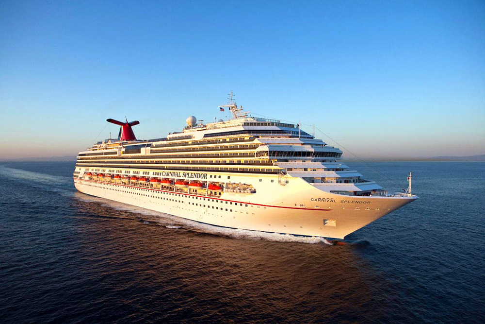 Carnival Splendor Grand Cayman Cruise Excursions