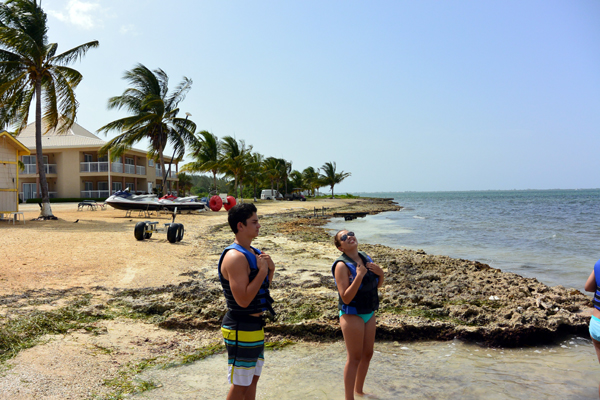 Cayman waverunners excursion