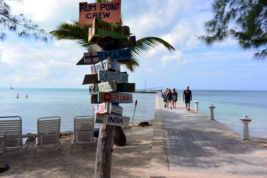 Grand cayman rum point excursion