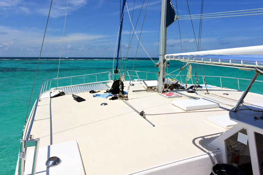 Grand Cayman catamaran excursion